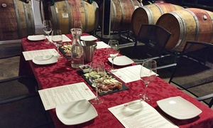 Scott Harvey Wines: Wine-Tasting Experience for Two or Four at Scott Harvey Wine (48% Off)
