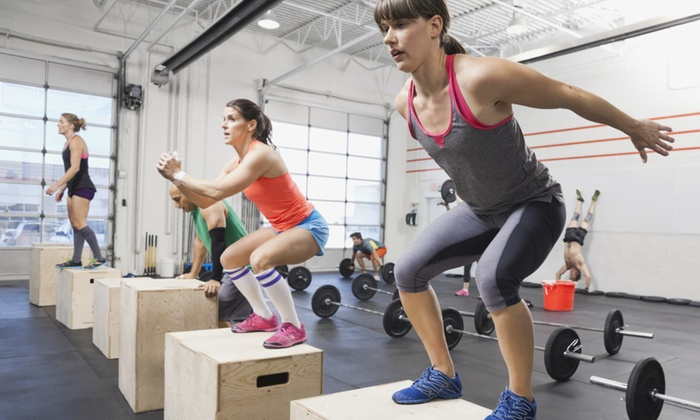 CrossFit Four Peaks - Fountain Hills: Four Weeks of Unlimited CrossFit Classes at Crossfit Four Peaks (66% Off)