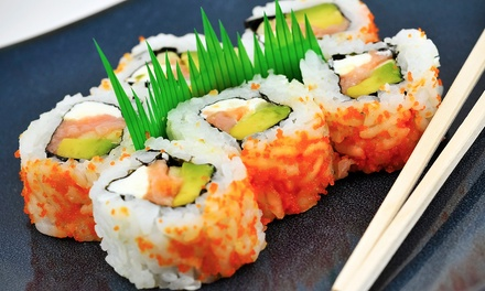 $15 for $25 Worth of Japanese Dinner Food at Yama Sushi Japanese Cuisine
