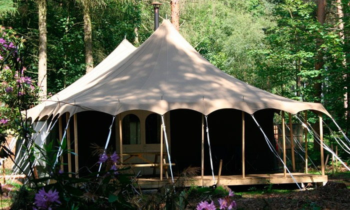 Jollydays - Scrayingham,: Yorkshire Wolds: Glamping Stay For Two, Four or Six from £119 at Jollydays