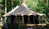 Jollydays - Accommodation - Scrayingham,: Yorkshire Wolds: Glamping Stay For Two, Four or Six from £119 at Jollydays