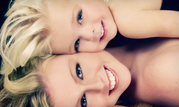 Glamour Shots - Savannah: Mother-Daughter Glamour Session, or $19 for $100 Worth of Photo Sessions and Portraits at Glamour Shots