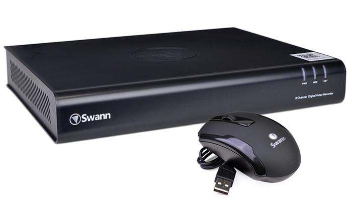 Swann 8-Channel 1080p Digital Video Recorder (Manufacturer Refurbished)