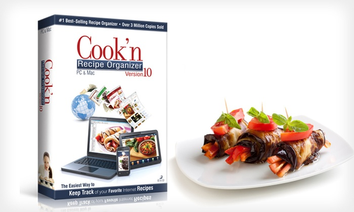 Recipe organizing software groupon goods 81 off cookn recipe organizing software forumfinder Gallery