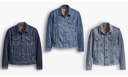 Levis Jeansjacke für Herren (Sie sparen: 27%)