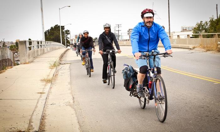 East Bay Winery Bike Tours - East Bay Winery Bike Tours: Winery Bike Tour for One, Two, or Four at East Bay Winery Bike Tours (Up to 36% Off)