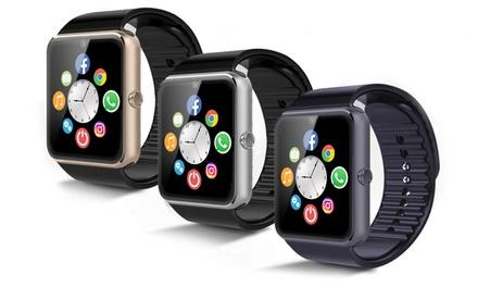 Mediatec Smartwatch disponibile in 3 colori a 29,99 € (85% di sconto)