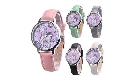Unicorn Wrist Watch in Choice of Colour