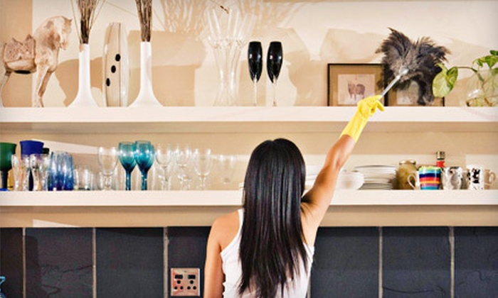 Blissfully Clean - Chicago: 1, 3, or 5 Two-Hour Housecleaning Sessions from Blissfully Clean (Up to 56% Off)