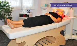 Derma Health Spa: One or Three Sessions of LED Light Facial at Derma Health Spa (Up to 72% Off)