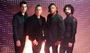 Newsboys: Newsboys on April 3 at 5 p.m.
