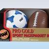 Pro Gold 3-Ball Sport Pack