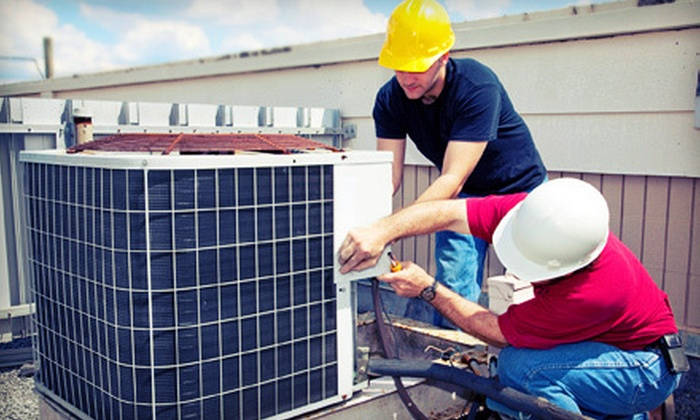 The Crown Group - Shawnee: $49.99 for an Air-Conditioner Tune-Up from The Crown Group ($109.99 Value)
