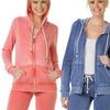 Seven7 Women's Burnout Activewear