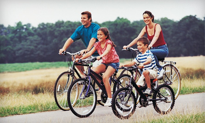 Trek Bicycle Store - San Jose: $25 for $50 Worth of Bike Equipment, Rentals, and Services at Trek Bicycle Store