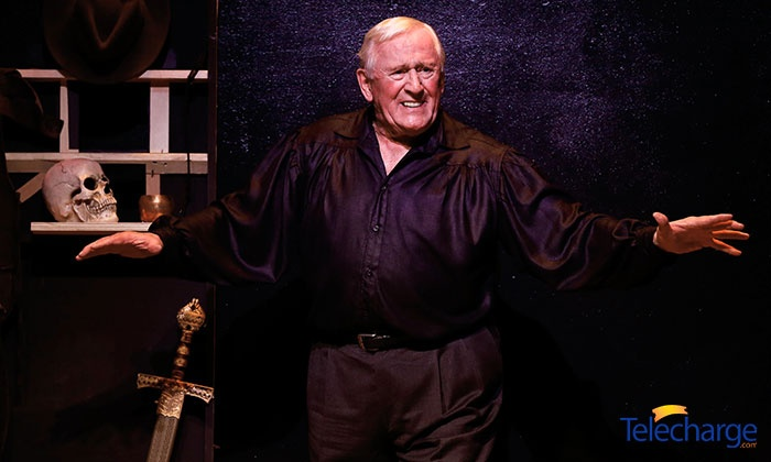 """Broadway and the Bard"" - Theatre Row - The Lion Theatre: Len Cariou's ""Broadway and the Bard"" (Through March 6)"
