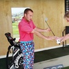 54% Off Golf-Swing Evaluation and Range Practice