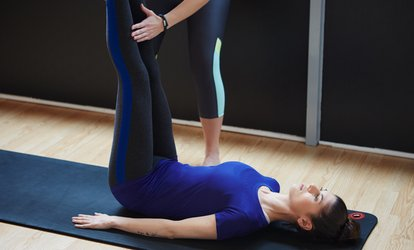 image for Five or Ten Pilates Sessions at Bridgeham Clinic (Up to 42% Off)