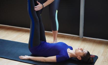 1 mes de pilates, defensa personal, artes marciales o entrenamiento desde 19,90 € en Healthy Electrofitness y Formación