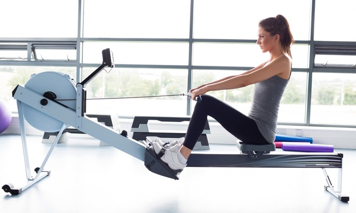 Apex Wellness - Downtown: $60 for One Month of Unlimited Rowing Fitness Classes at Stroke SF ($119 Value)
