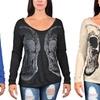 Jada Women's Rhinestone Sweaters