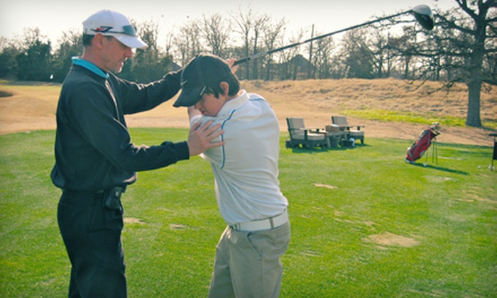Jeff Isler Golf - Southlake: One or Two Lessons, or a TrackMan Combine Universal Ball-Striking Test and Analysis at Jeff Isler Golf (Up to 75% Off)