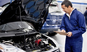 Nationwide Tire & Auto: Virginia State Inspection, Emissions Test, or Both at Nationwide Tire & Auto (Up to 50% Off)