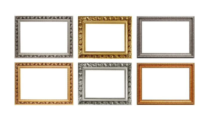 Framed and Cornered - San Francisco: $36 for $100 Worth of Custom Picture Framing at Framed and Cornered