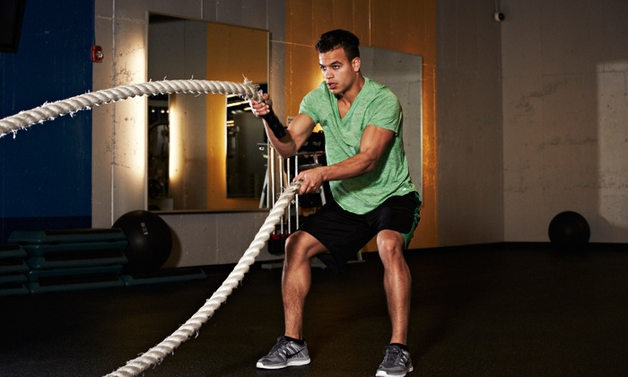GymIt - Multiple Locations: $31 for a One-Month Unlimited Membership and Personal Training at GymIt ($116 Value)