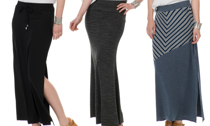 Seven7 Maxi Skirts: Seven7 Maxi Skirts.