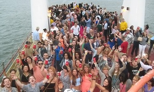 Summer Party Cruise from Boston Event Guide: $15 for Entry to Summer Party Cruise - Seaport/Commonwealth Pier ($30 Value). Nine Dates Available.