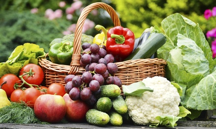 Two or Four Weeks of Fresh Produce Delivery for a Family of Four from Jazbac Farm (Up to 42% Off)
