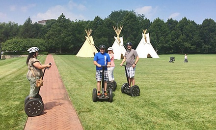$84 for Two-Hour Segway Tour for Two from Segway Bike & Stroll ($140 Value)