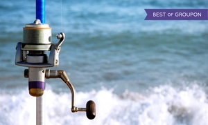 Pure Naples: Coastal and Backwater Fishing Cruise for One or Two from Pure Naples (Up to 34% Off)