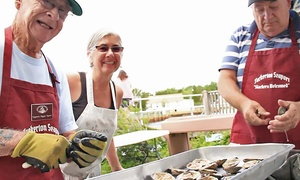 Baymen's Seafood & Music Festival: Admission for Two, Four, or Six to Baymen's Seafood & Music Festival (44% Off)