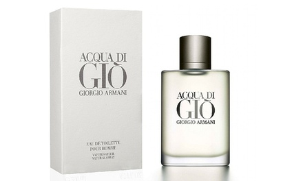 Giorgio Armani Acqua di Gio Eau de Toilette for Men; 1 Fl. Oz.