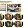 Wizard of Oz Kansas Statehood Quarter (6-Coin Set)