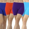 6-Pack of High-Rise Seamless Microfiber Workout Shorts