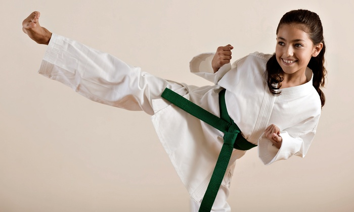 Gordon Martial Arts - Crestview: Two Weeks or One Month of Unlimited Tae Kwon Do Classes with a Uniform at Gordon Martial Arts (Up to 67% Off)