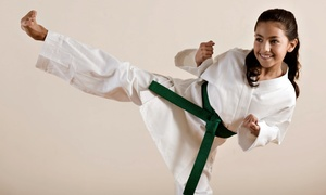 Gordon Martial Arts: Two Weeks or One Month of Unlimited Tae Kwon Do Classes with a Uniform at Gordon Martial Arts (Up to 71% Off)