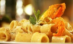 Mezza Manica: Menu con gran fritto, pasta, polpette, dolce e bevanda al ristorante Mezza Manica (sconto fino a 44%)