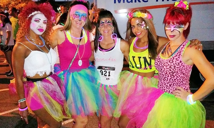 GloRun OKC: $35 for One Admission to the GloRun 5K on August 29 ($45 Value)