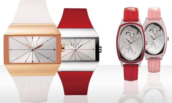 Elle Time Women's Watch: Elle Time Women's Watch. Multiple Styles Available.