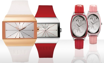 Elle Time Women's Watch. Multiple Styles Available.
