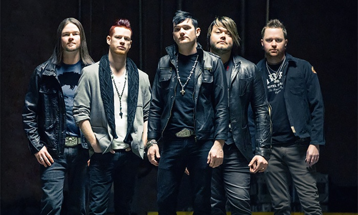 Hinder - St. Andrews Hall: Hinder at Saint Andrews Hall on June 16 at 7 p.m. (Up to 57% Off)