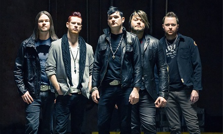 Hinder at Saint Andrews Hall on June 16 at 7 p.m. (Up to 57% Off)