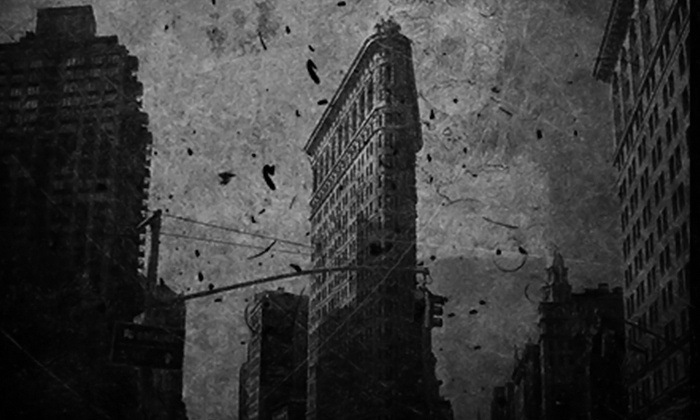 Haunted Manhattan - New York City: 90-Minute Interactive Ghost Tour for Two or Four from Haunted Manhattan (45% Off)