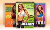 GROUPON: Jillian Michaels Workout DVDs Jillian Michaels Workout DVDs