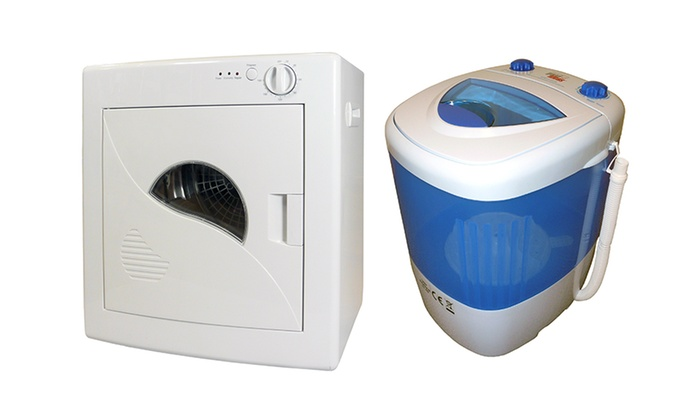 Miniature Clothes Dryer ~ Mini electric washer groupon goods