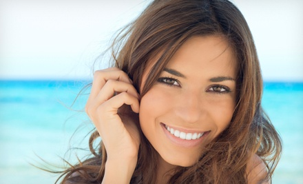 $49 for a Dental Exam, X-rays, Oral-Cancer Screening, and Teeth-Whitening Kit at Romie Lane Dental Group ($459 Value)